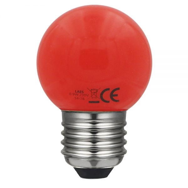 esférica 45 rojo
